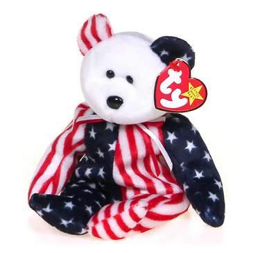 Ty Beanie Baby - Spangle The Bear for Sale on Swap.com