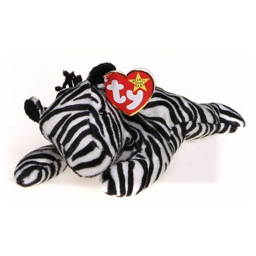 Ty Ty Beanie Baby Ziggy at up to 95% Off - Swap.com