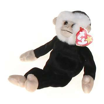 Ty Mooch the Spider Monkey Beanie Baby Capuchin (Retired) for Sale on Swap. 6155ea04ba8c