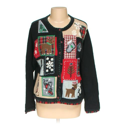 OHI Ugly Holiday Cardigan in size L at up to 95% Off - Swap.com