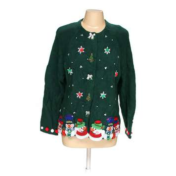 Ugly Holiday Cardigan for Sale on Swap.com