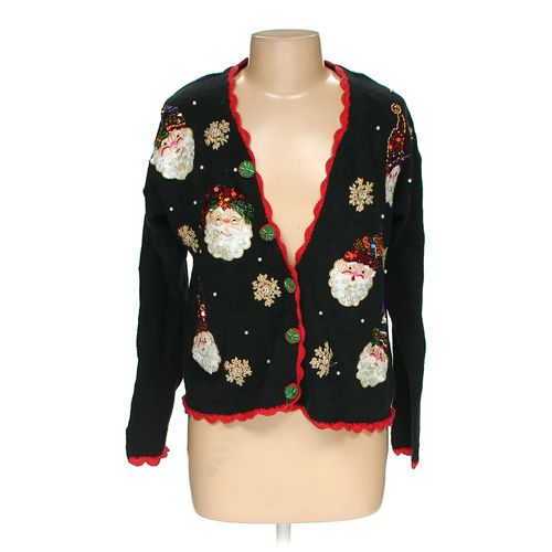 Yarnworks Ugly Holiday Cardigan in size M at up to 95% Off - Swap.com