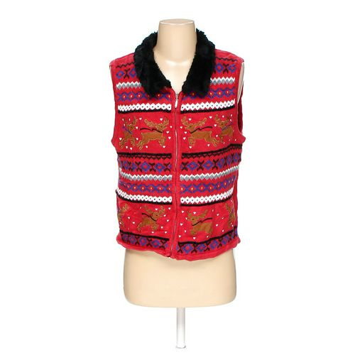 Designers Originals Ugly Holiday Vest in size S at up to 95% Off - Swap.com