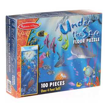 Under The Sea Floor Puzzle for Sale on Swap.com