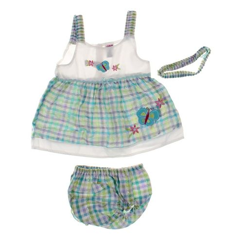 CONEY ISLAND Underpants & Dress Set in size 18 mo at up to 95% Off - Swap.com