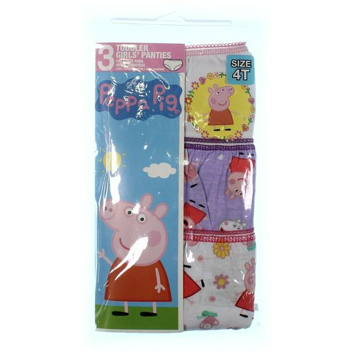 Peppa Pig Underpants in size 4/4T at up to 95% Off - Swap.com