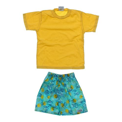 Flap Happy Underwater T-shirt & Shorts Set in size 4/4T at up to 95% Off - Swap.com