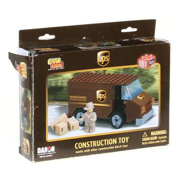 UPS Construction Toy for Sale on Swap.com