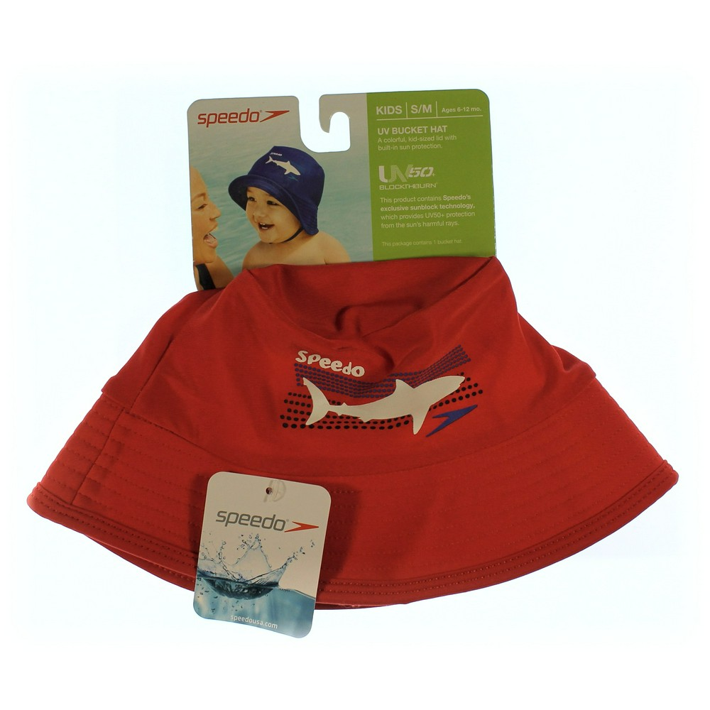 Speedo UV Bucket Hat in size 6 mo at up to 95% Off - Swap 6f483bc92c55