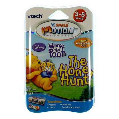 VTech V-Motion Smartridge: Winnie the Pooh at up to 95% Off - Swap.com
