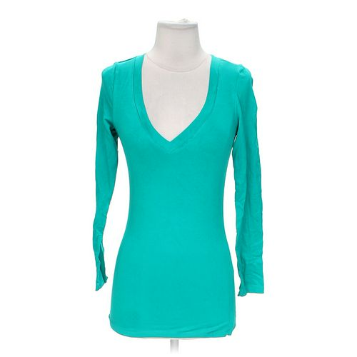 Ambiance Apparel V-Neck Shirt in size S at up to 95% Off - Swap.com
