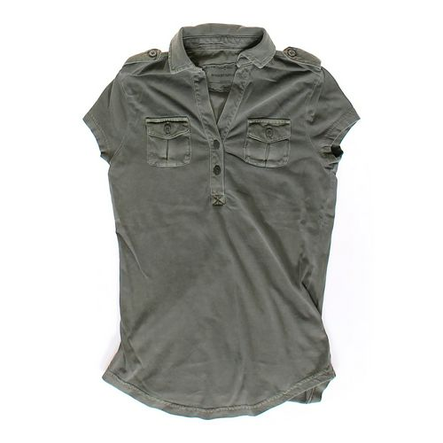 Mossimo Supply Co. V-Neck Shirt in size JR 3 at up to 95% Off - Swap.com