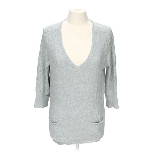 Giordano V-neck Sweater in size M at up to 95% Off - Swap.com