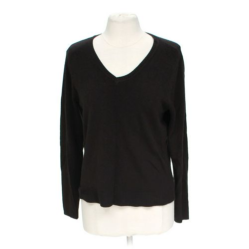 Notations V-neck Sweater in size L at up to 95% Off - Swap.com