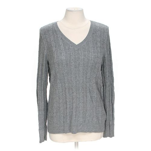 Sonoma V-neck Sweater in size L at up to 95% Off - Swap.com