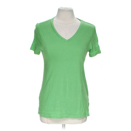 Faded Glory V-neck T-shirt in size 8 at up to 95% Off - Swap.com