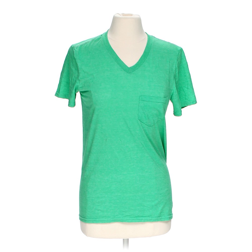 op v neck t shirt online consignment