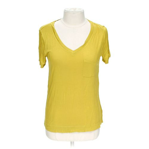 Forever 21 V-neck Tee in size L at up to 95% Off - Swap.com