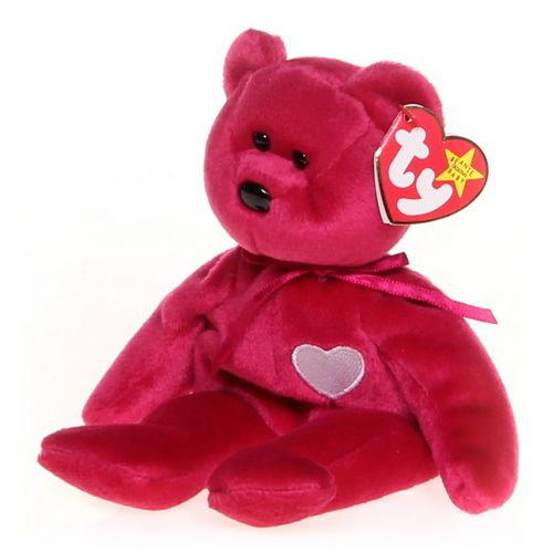 Ty Valentina the Bear Beanie Baby at up to 95% Off - Swap.com