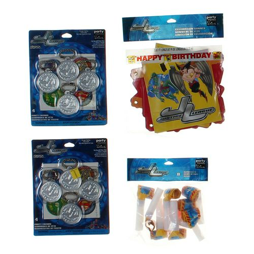 Justice League Various Decorations Set at up to 95% Off - Swap.com