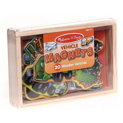 Melissa & Doug Vehicle Magnets at up to 95% Off - Swap.com