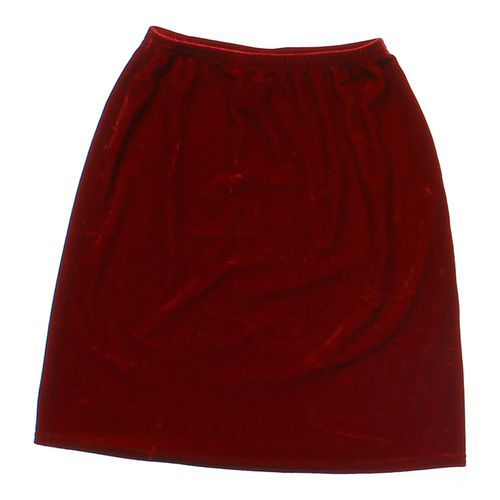 K.C. Parker Velour Casual Skirt in size 12 at up to 95% Off - Swap.com