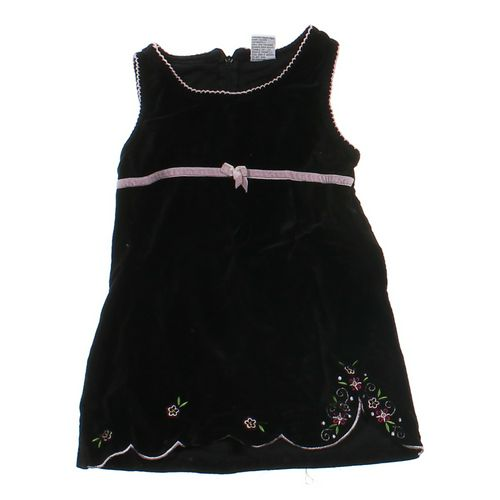 Velour Dress in size 4/4T at up to 95% Off - Swap.com
