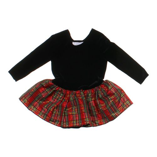 Bonnie Jean Velour Dress in size 2/2T at up to 95% Off - Swap.com