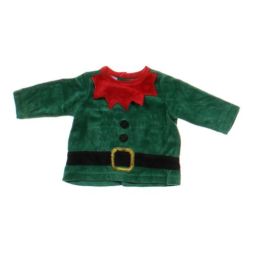 Little Wonders Velour Elf Shirt in size NB at up to 95% Off - Swap.com