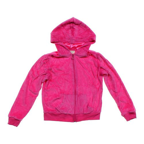 Bobbie Brooks Velour Hoodie in size 14 at up to 95% Off - Swap.com
