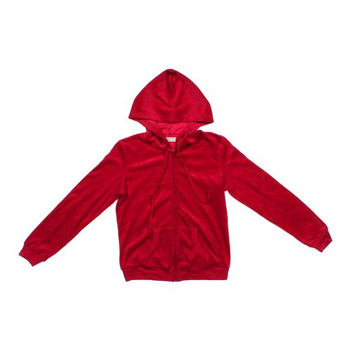 Bobbie Brooks Velour Hoodie in size JR 7 at up to 95% Off - Swap.com