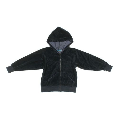 Silver Charm Velour Hoodie in size 12 at up to 95% Off - Swap.com