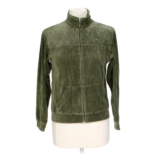 Jane Ashley Velour Jacket in size M at up to 95% Off - Swap.com
