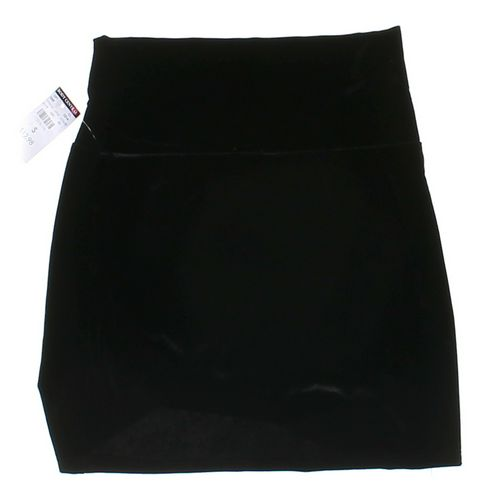 Hot Gal Velour Mini Skirt in size JR 3 at up to 95% Off - Swap.com
