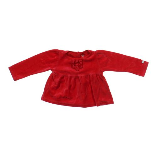 Carter's Velour Shirt in size 24 mo at up to 95% Off - Swap.com