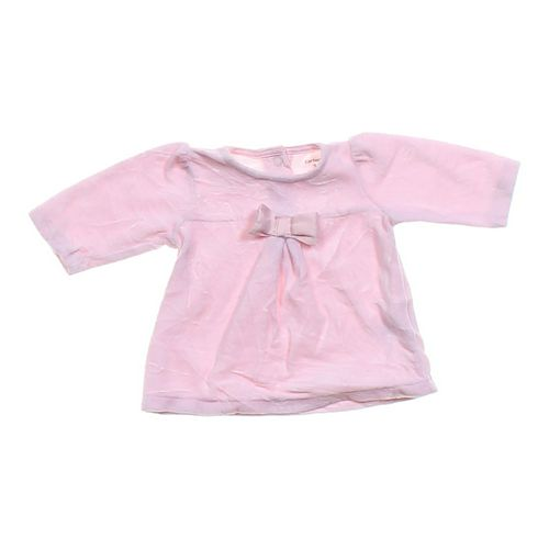 Carter's Velour Shirt in size 3 mo at up to 95% Off - Swap.com