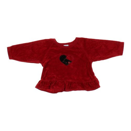 OshKosh B'gosh Velour Shirt in size 12 mo at up to 95% Off - Swap.com