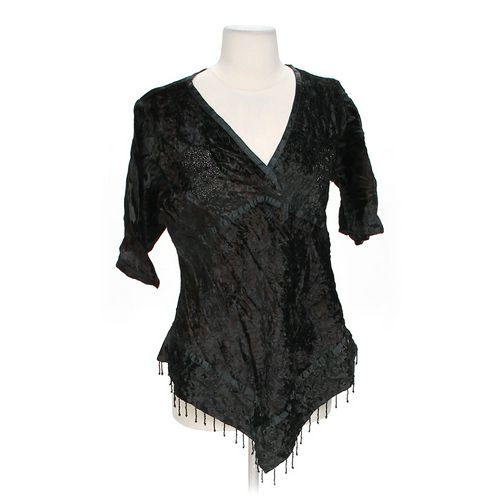Simi Sue Velour Shirt in size S at up to 95% Off - Swap.com