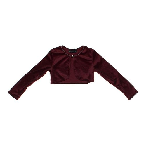 No Boundaries Velour Shrug in size 8 at up to 95% Off - Swap.com