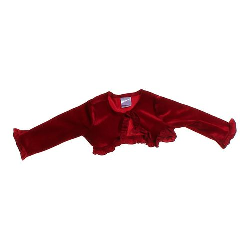 Youngland Velour Shrug in size 6 mo at up to 95% Off - Swap.com