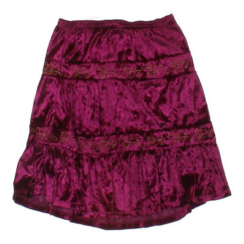 Just A Girl Velour Skirt in size 4/4T at up to 95% Off - Swap.com