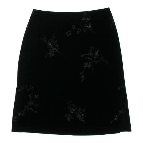 Wrapper Velour Skirt in size 8 at up to 95% Off - Swap.com