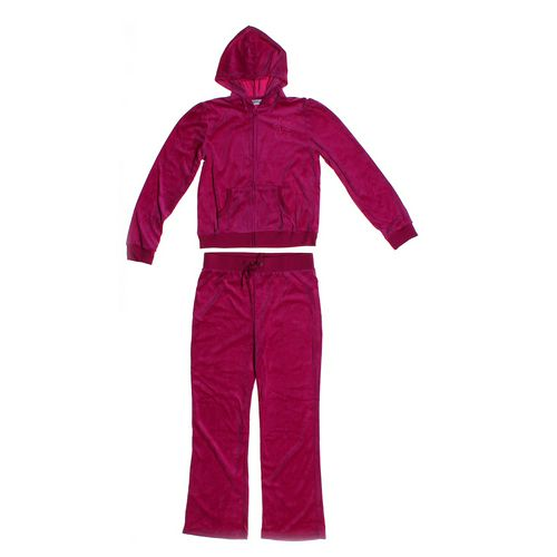 Great American Sportswear Velour Sweatsuit in size 14 at up to 95% Off - Swap.com