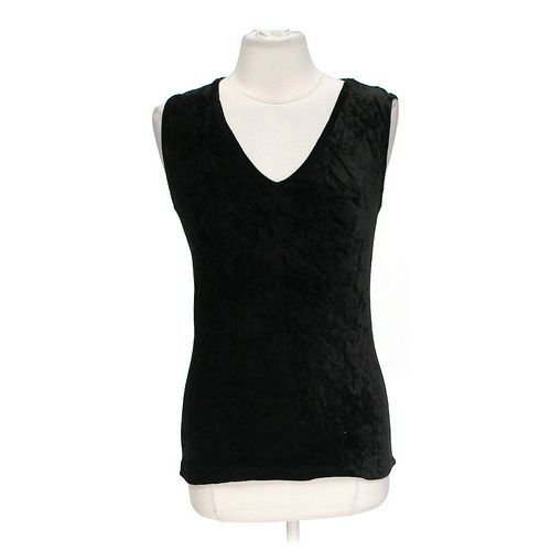 Espresso Velour Tank Top in size L at up to 95% Off - Swap.com