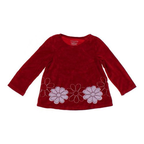 Faded Glory Velour Tunic in size 4/4T at up to 95% Off - Swap.com