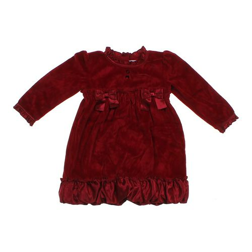 Heirlooms To Be Velvet Dress in size 3/3T at up to 95% Off - Swap.com