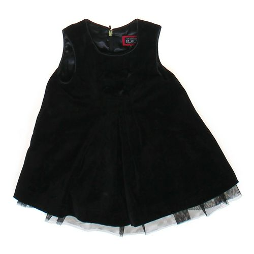 The Children's Place Velvet Dress in size 12 mo at up to 95% Off - Swap.com