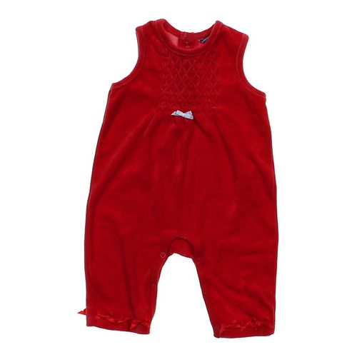 Hartstrings Velvet Jumpsuit in size 6 mo at up to 95% Off - Swap.com