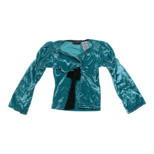 Mary-Kate and Ashley Velvet Shirt in size 6 at up to 95% Off - Swap.com