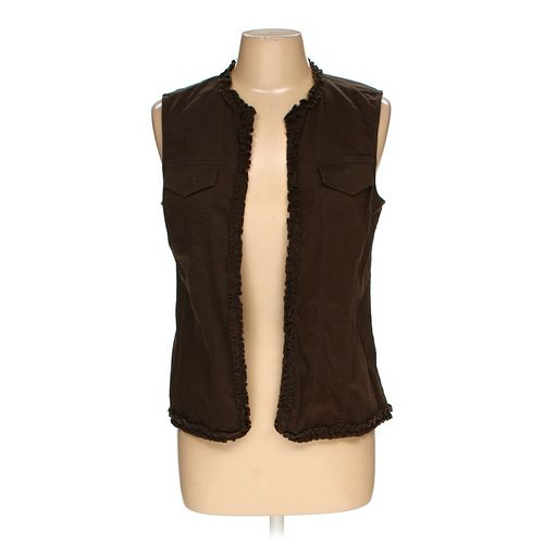 Additions by Chico's Vest in size 8 at up to 95% Off - Swap.com